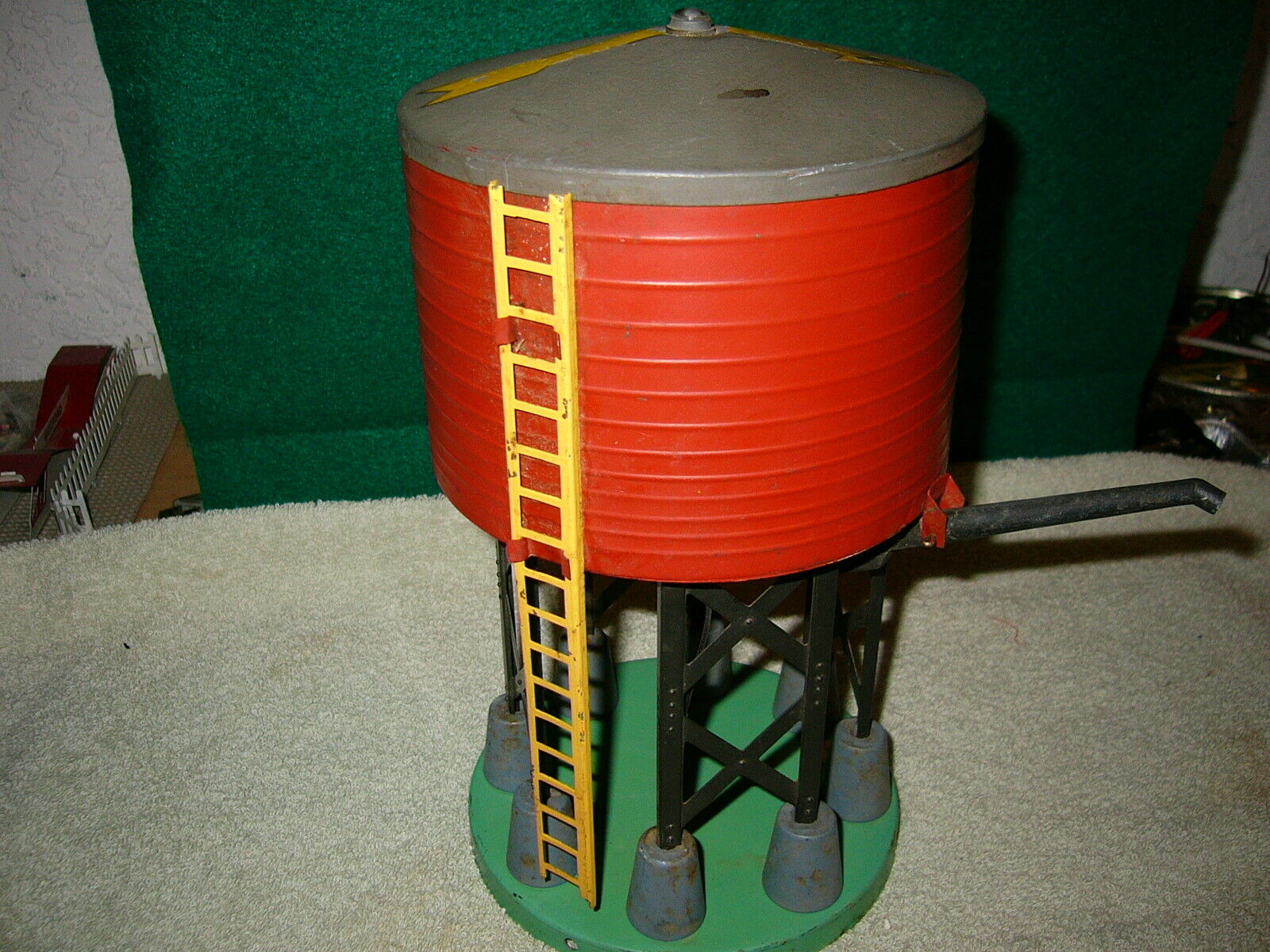 American flyer  596 Water tower (lot 353A)