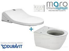 [Dusch-WC-combinazione] Maro d'Italia di600 + DURAVIT DARLING Muro-tiefspül-WC