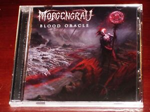Details about Morgengrau: Blood Oracle CD 2018 Dark Descent / Unspeakable  Axe USA UAR048 NEW