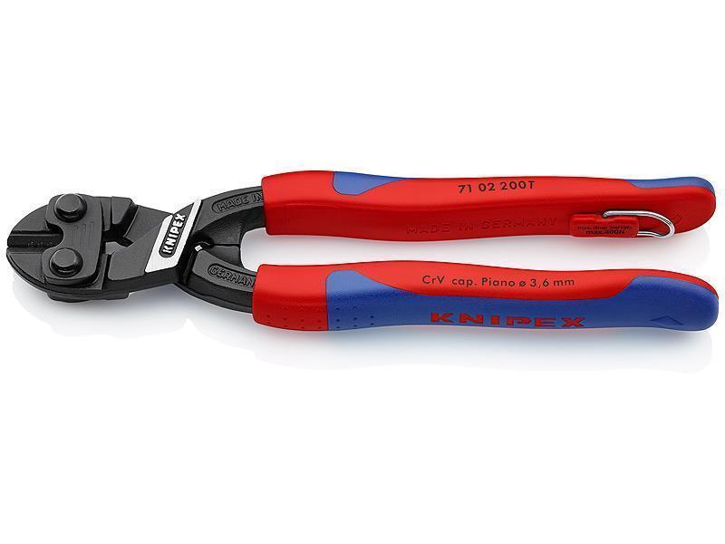 Knipex CoBolt® black atramentiert 200 mm