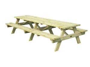 Picknicktisch Ruby 161x300 Cm Tisch Bank Gartenmobel Sitzbank