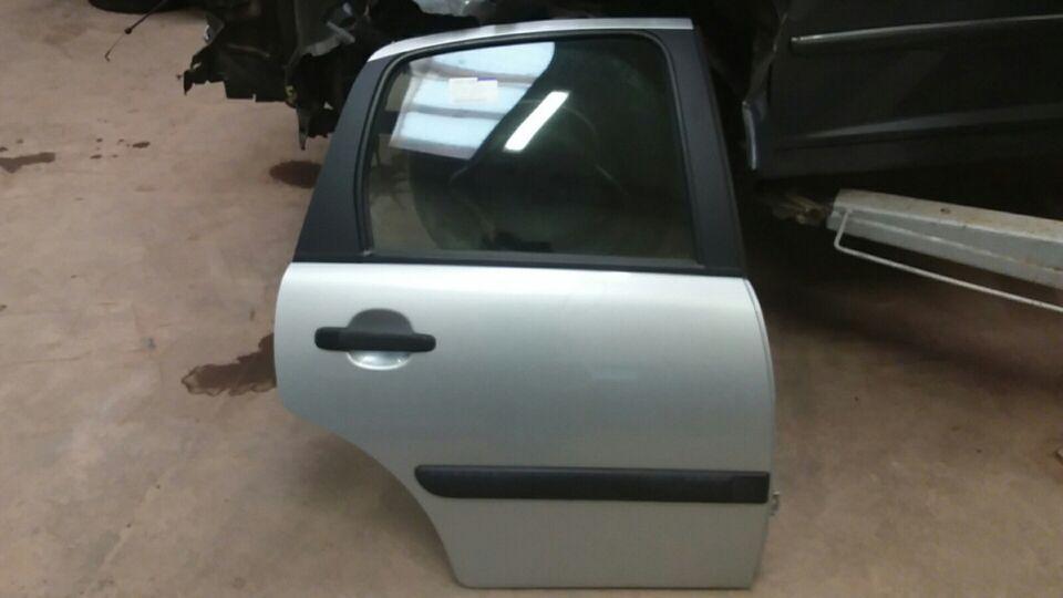 Plade- og karosseridele, H. bagdør, Citroën C3