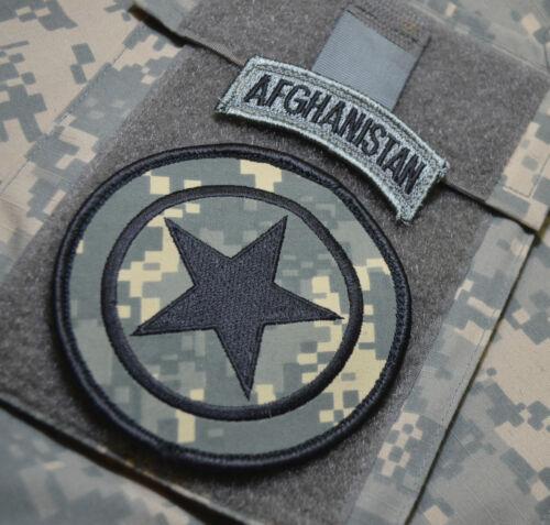 KANDAHAR WHACKER© JSOC SP OPS SFG ODA SAS JTF2 SSI America FLAG Tab Capt