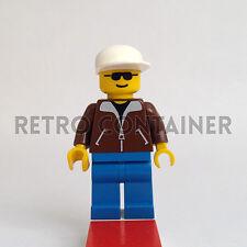 LEGO Minifigures - Passenger - trn022 -Trains Town Omino Minifig Set 4560 4561