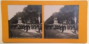 Party-theHorticulture-Paris-Exhibition-universelle-1900-Photo-Stereo-Vintage