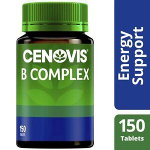 Cenovis B Complex Tablets 150 pack