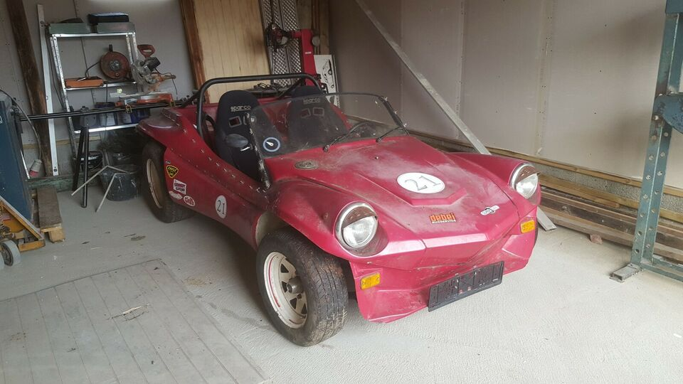 VW Beach Buggy, 1,6, Benzin