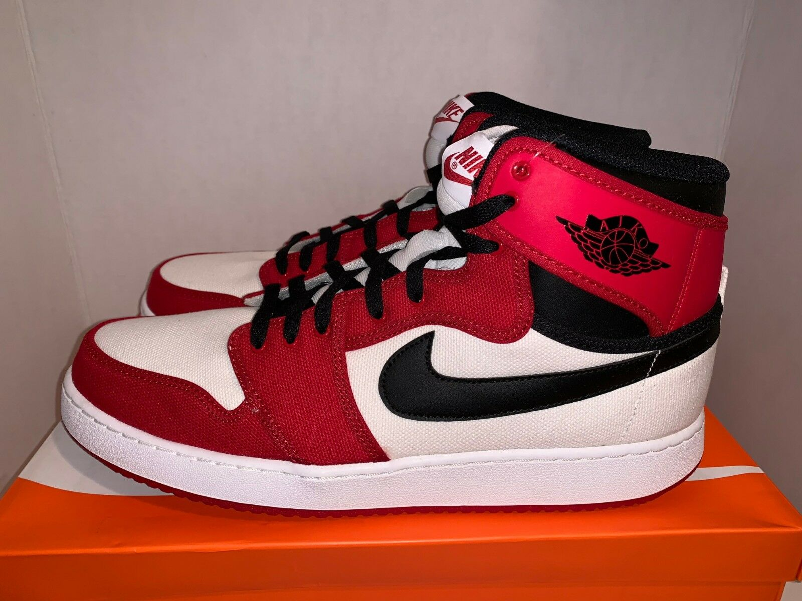 best loved a8d03 333b0 Jordan 1 High Bred AJKO Size 13 638474 101 Retro KO ...