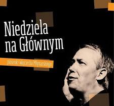 Wojciech Mlynarski - Niedziela na Glownym piosenki Wojciecha Mlynarskiego (CD)