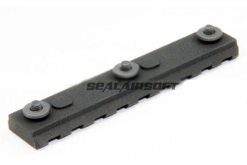 Madbull KeyMod Rail Section for Noveske NSR Handguard MB-NV-NSR-RS