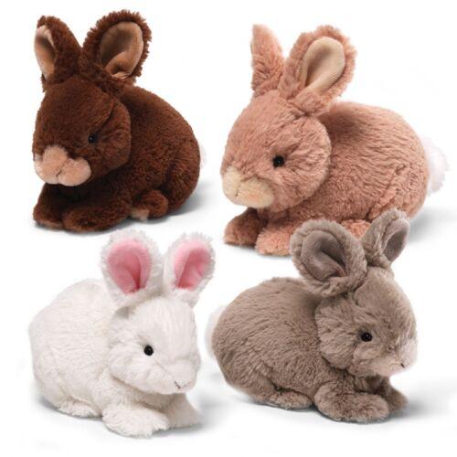 """Tan Lil/' Wispers Bunny 7/"""" Gund"""