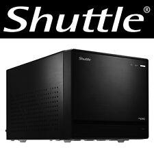 Powermaschine Shuttle SZ170R8 Intel i7 7700K 64GB 500GB SSD+4TB GTX1080 Mini PC