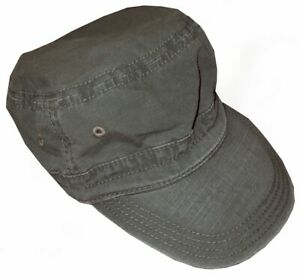 NEW-KIDS-BOYS-BABY-GAP-DARK-OLIVE-MILITARY-ARMY-CAP-BABY-S-M