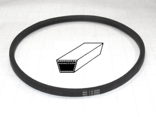 """WH1X2026  WASHER DRIVE BELT 29.5/"""" V-SHAPED FOR GENERAL ELECTRIC GE HOTPOINT"""