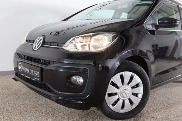 VW Up! 1,0 MPi 60 Move Up! BMT - billede 3