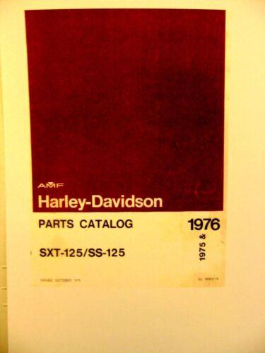 ispacegoa.com Parts & Accessories Automotive 1975-1976 Harley ...
