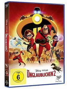 Die-Unglaublichen-Teil-2-2019-DVD-NEU-OVP-Walt-Disney-amp-Pixar