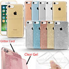 Ultra Thin Slim TPU Gel Skin Cover Case Pouch for Apple iPhone 7 6s Plus