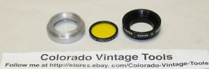 TIFFEN-Series-C-Adapter-Ring-BS-TIFFEN-Yellow-2-SER-21-5-Filter-3-Ships