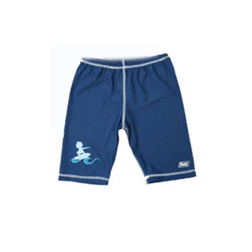 Sun Protection Swim Shorts 0-3 or 12-18 months Baby Banz Blue Surfer UV 50