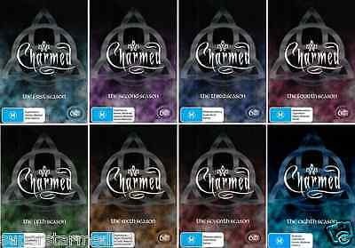 Charmed : Complete Series : Season 1-8 = NEW R4 DVD
