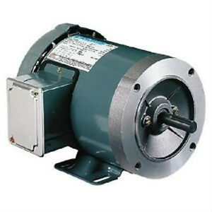 D391 1 2 Hp 3600 Rpm Marathon Surplus Electric Motor Ebay