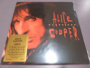 Alice-Cooper-Classicks-2LP-ltd-Edit-coloured-180g-Vinyl-Neu