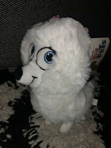 "7"" New Secret Life of Pets Gidget Dog Plush Stuffed Animal Toy Factory Puppy Kid"