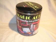 Magic Act 35 Astounding Acts of Illusion by Cardinal