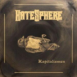 HATESPHERE-Kapitalismen-7-039-039-limited-500-Black