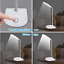 thumbnail 2 - Dimmable LED Desk Light Touch Sensor Table Bedside Reading Lamp USB Rechargeable