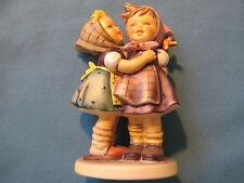 "hummelfigur 196/0 The Secret "" - Telling Forth - Older Figurine - 1. Quality"