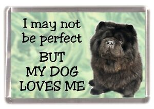 Chow-Chow-Dog-Fridge-Magnet-No-2-034-I-may-not-be-perfect-034-by-Starprint