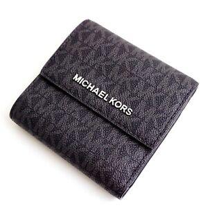 Michael-Kors-portemonnaie-geldboerse-jet-set-travel-sm-carryall-heather-grey-neu