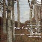 Johannes Brahms - : Piano Concerto No. 1; Ballades Op. 10 (2016)
