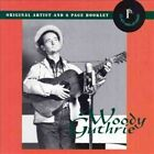 Members Edition 0778325814427 by Woody Guthrie CD