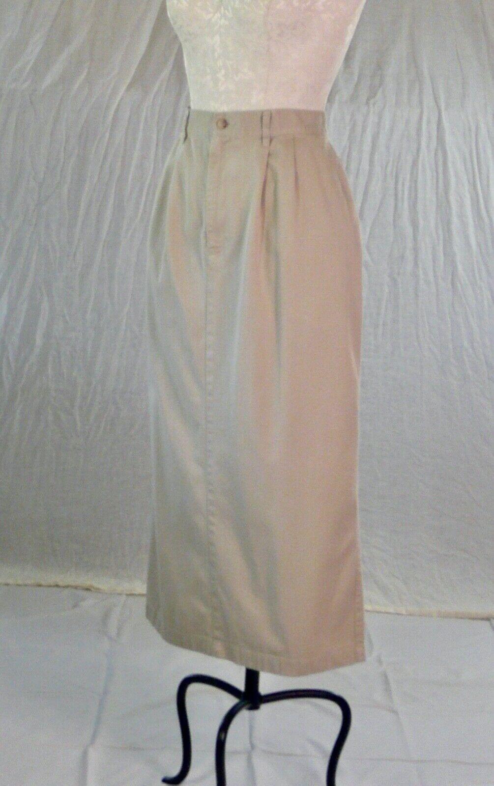 RALPH LAUREN vintage 70s 80s cotton khaki TROUSER… - image 3