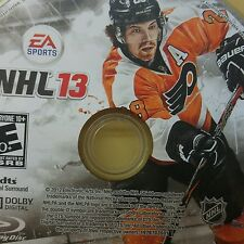NHL 13 (PS3) USED AND REFURBISHED (DISC ONLY) #10909
