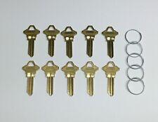 Schlage Sc1 Blank Keys Brass Key Blanks