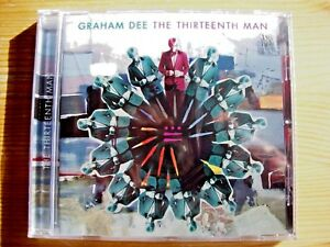 GRAHAM-DEE-034-THE-THIRTEENTH-MAN-034-CD-ALBUM-BRAND-NEW-SEALED-2014-TKCD001