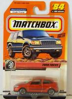 Matchbox Ford Focus 84 Worldwide Wheels