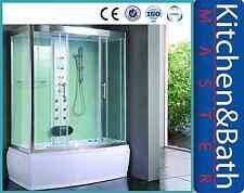 Moder Luxury Bathtub, Steam Room Shower Enclosure 9001 Pure 2 Year warranty