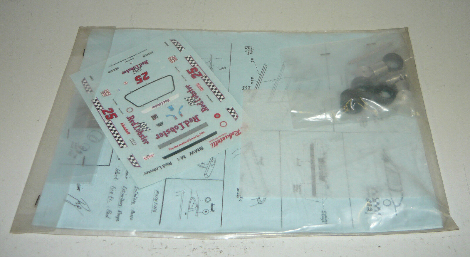 Robustelli, Transkit für BMW M1  Red Lobster (Solido 1031),IMSA 1031),IMSA 1031),IMSA GTO,1 43,NEU&OVP 50b14e