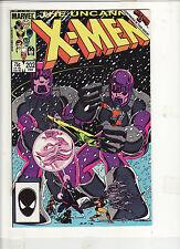 UNCANNY X-MEN #202 VF/NM
