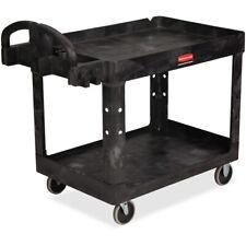 Rubbermaid Commercial Utility Cart 452088bk