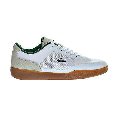 5278b8e7bc65b2 Lacoste Tramline 116 2 SPM Men s Shoe White Green 7-31spm0044-1r5