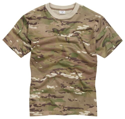 NEW KIDS COMBAT MILITARY AMERICAN US ARMY STYLE T-SHIRT