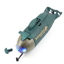 Mini Submarine Radio Remote Control RC RTR Three Propeller Motor 6CH Electric S