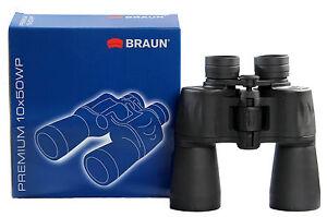 Braun premiun wp fernglas mit nitrogenfÜllung wasserdicht
