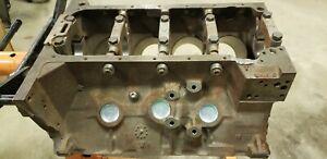 1964 65 427 Ford Q R Code Galaxie Mercury Ac Cobra Fe C5ae A Center Oiler Block Ebay